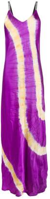 Palm Angels Tie Dye Long Dress