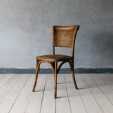 Graham and Green Dark Weave Dining Chair