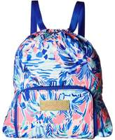 Lilly Pulitzer Packable Beach Pack Bags