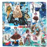 Christian Lacroix Women's Seasons Silk Square Scarf