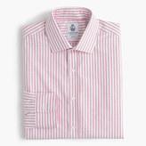 Cordingstm For J.crew Shirt In Pink Stripe
