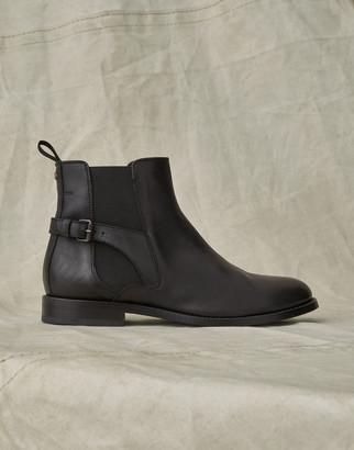 Belstaff Newington Leather Boots