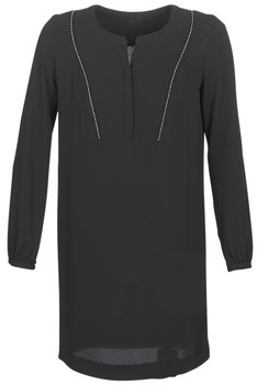 Ikks BURRI women's Dress in Black