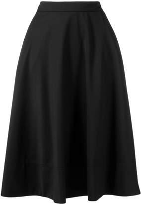 Calvin Klein full drape skirt