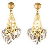 Eddie Borgo Pierced Drop Earrings