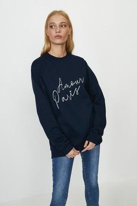 Coast Amour Paris Sweatshirt