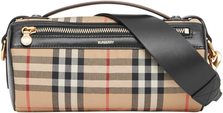 9631f824355 Burberry Check Bag - ShopStyle
