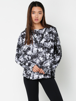Ivy Park New Womens Hooded Jacket In Floral Jackets Athletics
