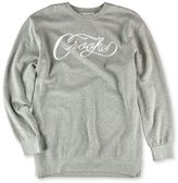 Crooks & Castles Mens The Scripted Sweatshirt 2Xl