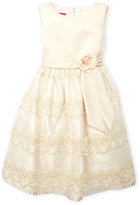 princess faith (Girls 7-16) Lace Skirt Dress