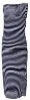 Isabella Oliver Women's Katerina Ribbed Maternity Tank Dress