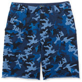 Ralph Lauren Camo Cotton Terry Short