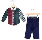 Ralph Lauren Boys' Two-Piece Pant Set