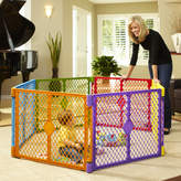 North States Superyard Colorplay Play Yard