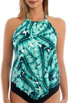 Magicsuit Lanai Nicole High Neck Underwire Tankini Top