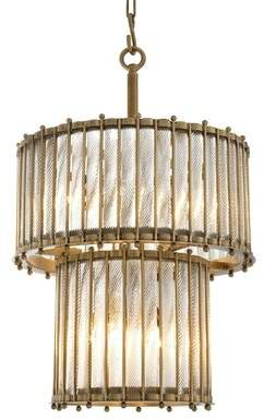 Eichholtz Tiziano 6 - Light Shaded Tiered Chandelier