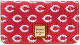 Dooney & Bourke MLB Reds Large Slim Phone Case