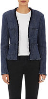 L'Agence WOMEN'S TWEED JULES JACKET