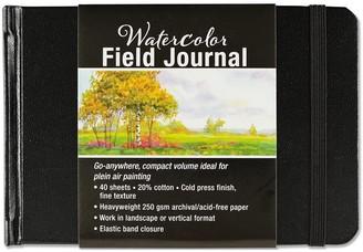 Peter Pauper Press Studio Series Watercolor Field Journal