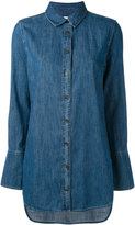 Equipment denim shirt - women - Cotton - XS