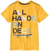 Crazy 8 All Hands On Deck Tee