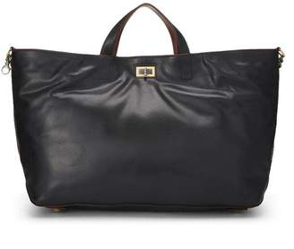 Chanel Black Caviar Leather Tote Large