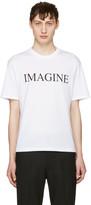 Christian Dada White imagine T-shirt