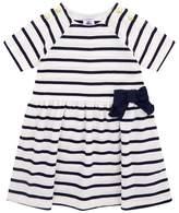 Petit Bateau Striped Bow Dress