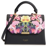 Ted Baker Lost Gardens Crossbody Bag - Black
