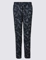 Marks and Spencer Quick Dry Animal Tapered Joggers with Cool ComfortTM Technology