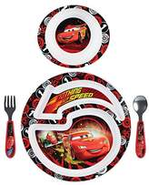Disney 4-Piece Feeding Set with Easy Grip