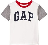 Gap Colour Block Logo Tee