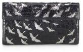 Nancy Gonzalez Multi-Bird Crocodile Trap Clutch