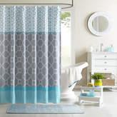 JCPenney INTELLIGENT DESIGN Intelligent Design Zara Shower Curtain