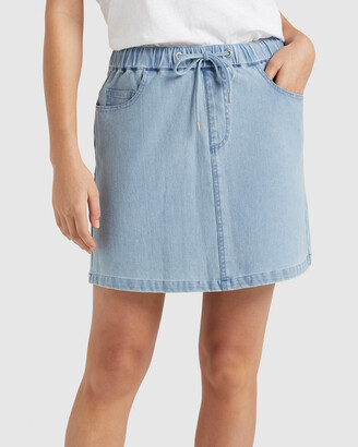 French Connection Women's Skirts - Casual Stretch Skirt - Size One Size, 8 at The Iconic