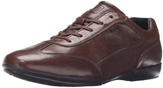 Geox U Efrem a, Men's Oxford Lace-Up, Brown (Dk Brownc6006), (46 EU)