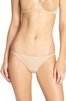 Calvin Klein Women's Marquisette String Bikini