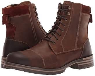 Lucky Brand Grover (Black Crazy Horse) Men's Shoes
