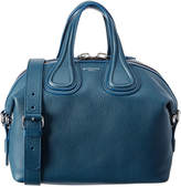 Givenchy Nightingale Small Leather Satchel