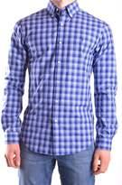 Ralph Lauren Men's Mcbi251225o Cotton Shirt