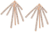 INC International Concepts M. Haskell for Pavé Fan Burst Earrings, Only at Macy's