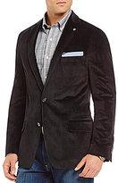 Daniel Cremieux Solid Velvet Blazer
