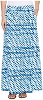 Tommy Bahama Dot Matrix Maxi Skirt