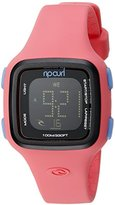 Rip Curl Women's A2466G-PEA Candy Digital Display Quartz Pink Watch