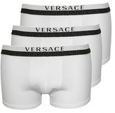 Versace 3-Pack Titan Low-Rise Men's Boxer Trunks in