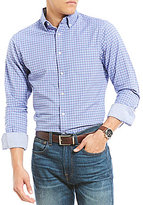Daniel Cremieux Slim-Fit Graph Oxford Long-Sleeve Woven Shirt