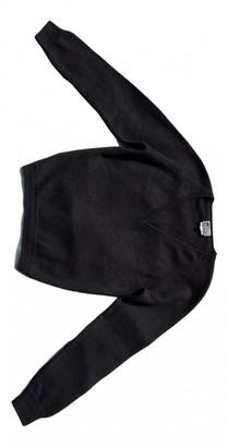 Gianni Versace Black Wool Knitwear