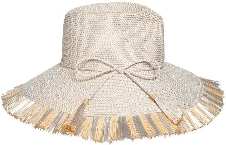 Eric Javits Antigua Squishee(R) Tropical Sun Hat
