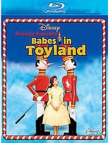 Disney Babes in Toyland Blu-ray