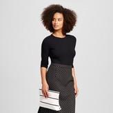 Who What Wear Women's Long Sleeve Body Suit